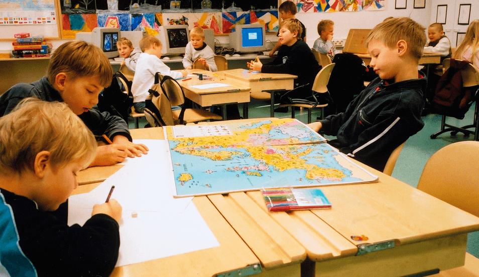ecccba971 O sistema educacional finlandês é destaque mundial por colocar os seus  alunos no topo de rankings de desempenho.